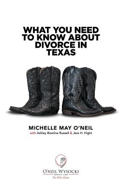 What You Need to Know about Divorce in Texas Cover Image