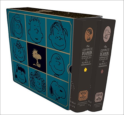 The Complete Peanuts 1971-1974 Set Cover