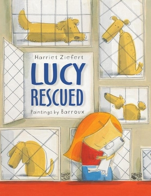Lucy Rescued Cover