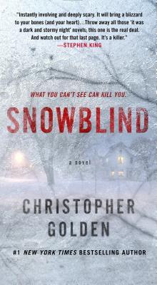 Snowblind: A Novel Cover Image
