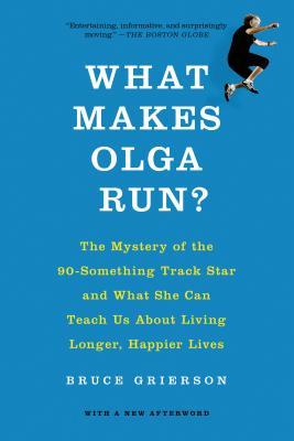 What Makes Olga Run? Cover