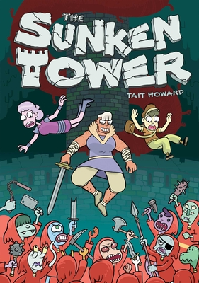 The Sunken Tower Cover Image
