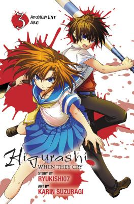 Higurashi When They Cry Cover