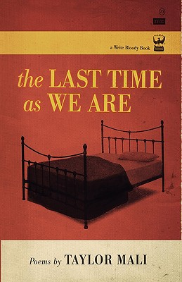 Cover for The Last Time as We Are
