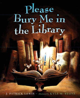 Please Bury Me in the Library Cover