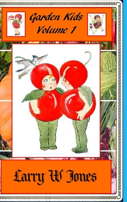 Garden Kids Volume 1 Cover Image