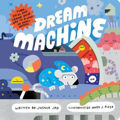 Dream Machine Cover Image