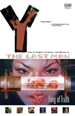 Y: The Last Man VOL 05: Ring of Truth cover image