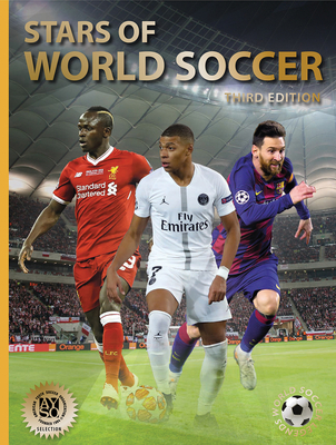 Stars of World Soccer: Third Edition (World Soccer Legends) Cover Image