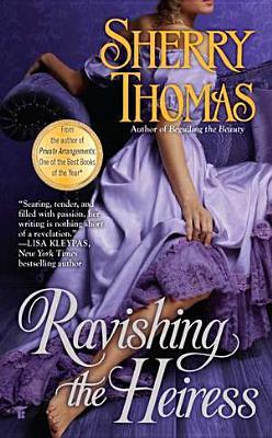 Ravishing the Heiress (The Fitzhugh Trilogy #2) Cover Image