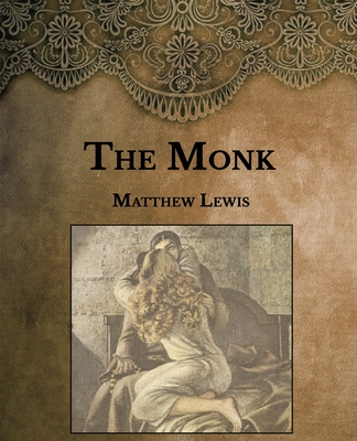 The Monk: Large Print Cover Image