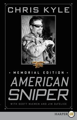 American Sniper LP: Memorial Edition Cover Image