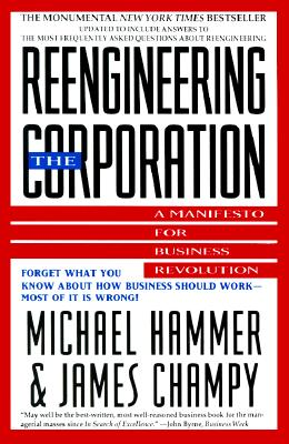 Reengineering the Corporation Cover