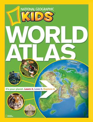 NG Kids World Atlas Cover Image