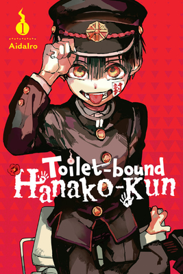 Toilet-bound Hanako-kun, Vol. 1 Cover Image