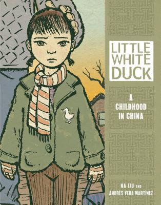 Cover for Little White Duck