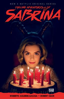 Chilling Adventures of Sabrina Cover Image