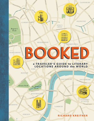 Booked: A Traveler's Guide to Literary Locations Around the World Cover Image