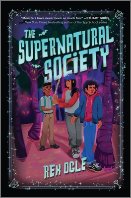 The Supernatural Society Cover Image