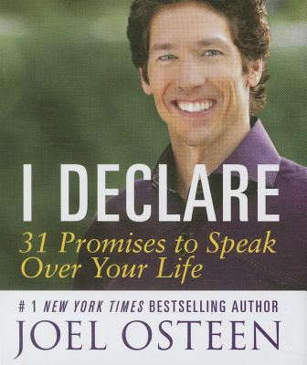I Declare: 31 Promises to Speak Over Your Life (RP Minis) Cover Image