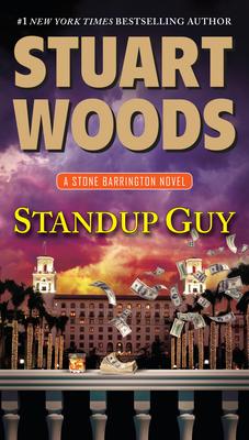 Standup Guy: A Stone Barrington Novel Cover Image