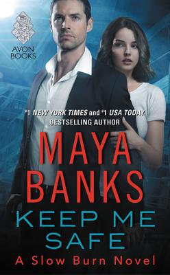 Keep Me Safe: A Slow Burn Novel Cover Image