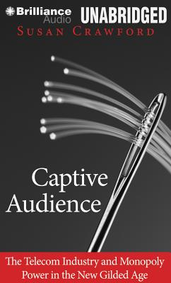 Cover for Captive Audience