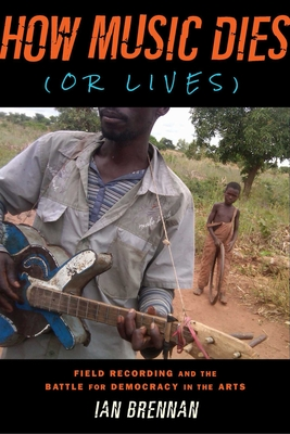 Cover for How Music Dies (or Lives)