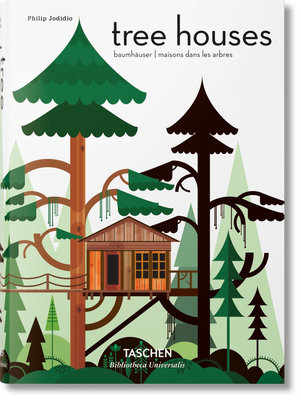 Tree Houses. Fairy-Tale Castles in the Air Cover Image