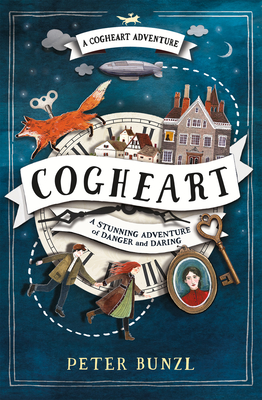 Cogheart Adventures: Interview & GIVEAWAY with Author Peter Bunzl