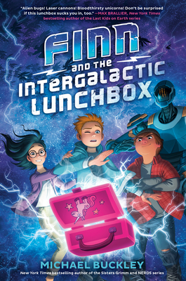 Finn and the Intergalactic Lunchbox (The Finniverse series #1) Cover Image