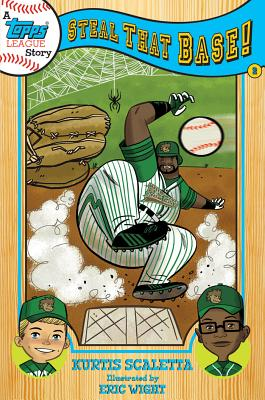 Steal That Base! Cover Image