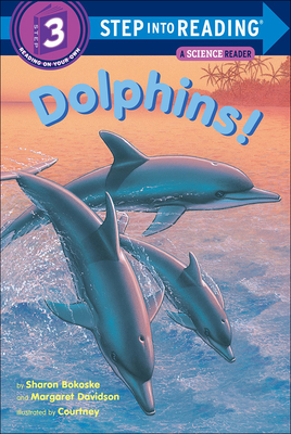 Dolphins! (Step Into Reading: A Step 3 Book) Cover Image
