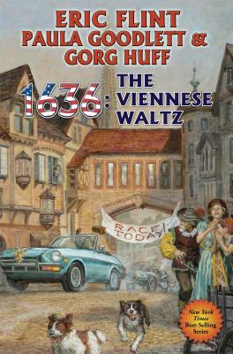 1636: The Viennese Waltz (The Ring of Fire #18) Cover Image