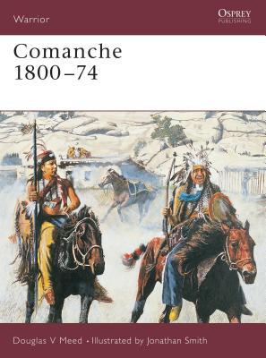 Comanche 1800–74 (Warrior) Cover Image