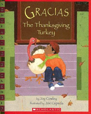 Gracias The Thanksgiving Turkey Cover