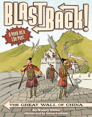 The Great Wall of China (Blast Back!) Cover Image