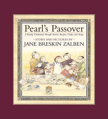 Pearl's Passover Cover