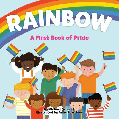 Rainbow: A First Book of Pride Cover Image