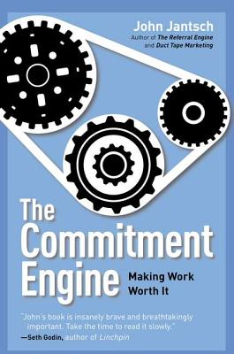 The Commitment Engine Cover
