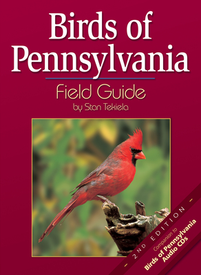 Birds of Pennsylvania Field Guide (Bird Identification Guides) Cover Image