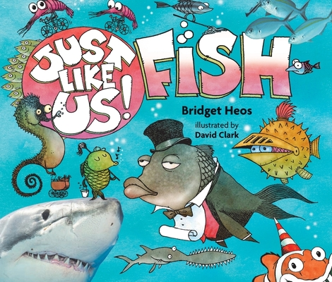Cover for Just Like Us! Fish