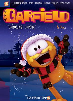 Caroling Capers Cover Image