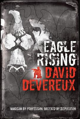 Cover for Eagle Rising