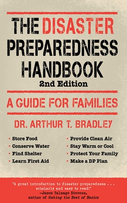 The Disaster Preparedness Handbook: A Guide for Families Cover Image