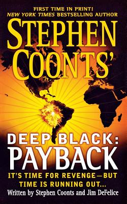 Stephen Coonts' Deep Black: Payback Cover Image