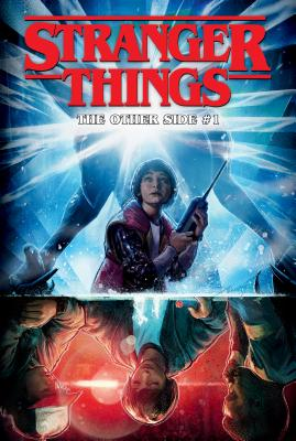 Stranger Things: The Other Side #1 Cover Image