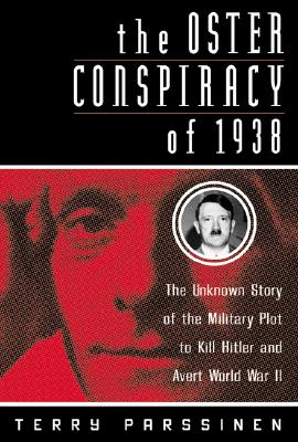 The Oster Conspiracy of 1938 Cover