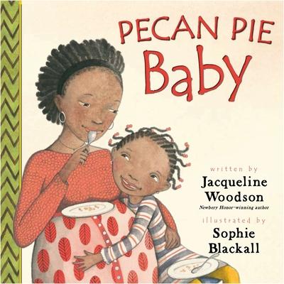 Pecan Pie Baby Cover