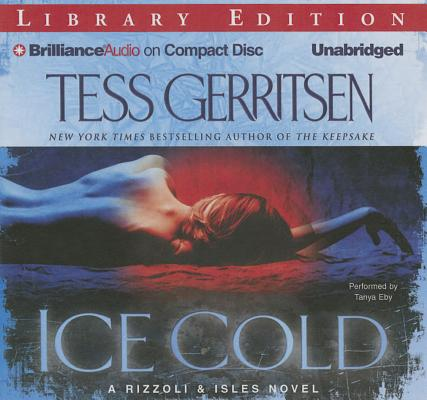 Cover for Ice Cold (Rizzoli & Isles Novels #8)